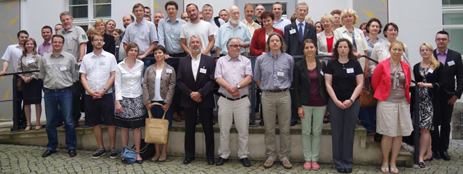 Participants of final conference on 12th June 2014 in Görlitz, photo: Michaela Surke