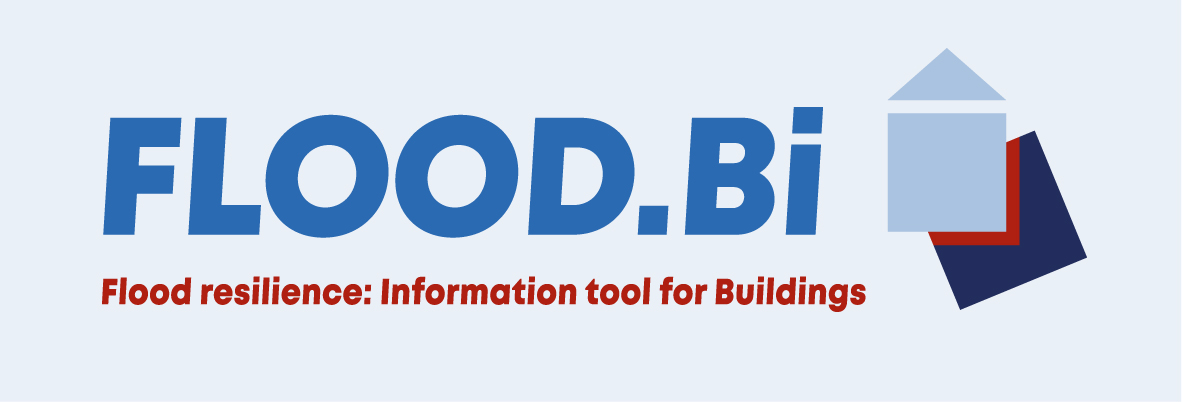 Projektlogo FLOOD.Bi